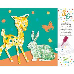 Djeco - DJ09686 - Peinture - Défilé multicolore (331680)