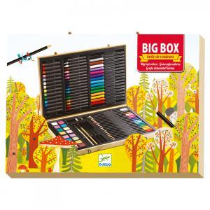 Djeco - DJ09750 - Grande boite de couleurs* (331720)