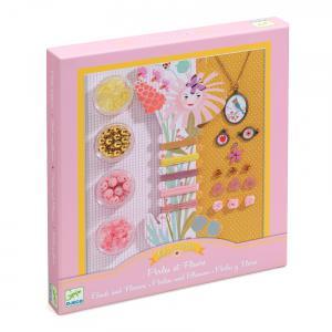 Djeco - DJ09801 - Perles et fleurs… (331810)