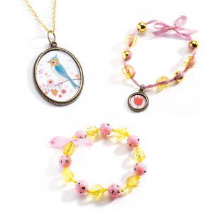 Djeco - DJ09801 - Perles et bijoux - Perles et fleurs… (331810)