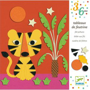 Djeco - DJ09864 - Collages - Douce nature (331870)