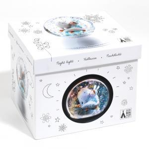 Djeco - DD03405 - Veilleuses boule de neige - Lila et Pupi (332042)