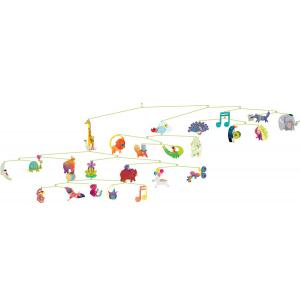 Djeco - DD04318 - Mobiles polypro - Le carnaval des animaux (332118)