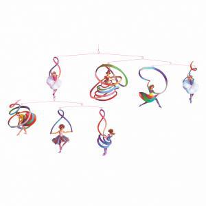 Djeco - DD04327 - Mobiles papier - Danseuses (332132)