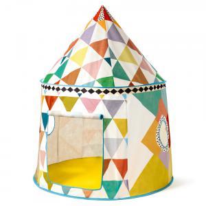Djeco - DD04490 - Cabane multicolore (332216)