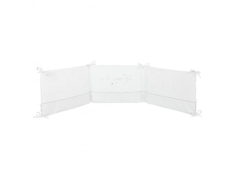 noukie 39 s etoiles tour de lit veloudoux avec personnage. Black Bedroom Furniture Sets. Home Design Ideas