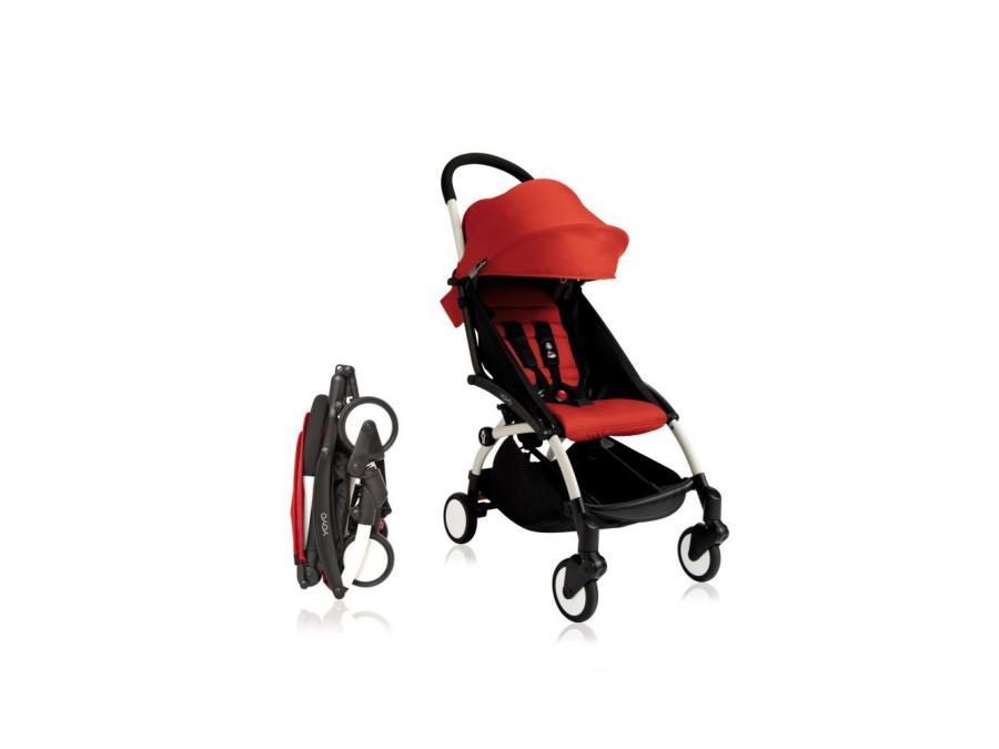 babyzen pack nouveau n rouge pour poussette yoyo. Black Bedroom Furniture Sets. Home Design Ideas