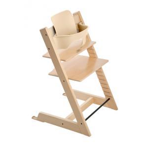Stokke - 100101 - Chaise haute Tripp Trapp Naturel (332920)