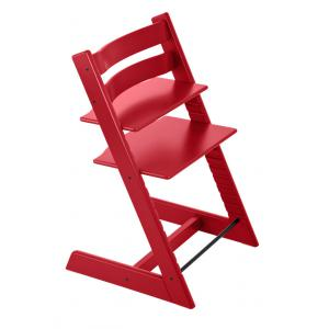 Stokke - 100102 - Chaise haute Tripp Trapp Rouge (332922)