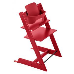 Stokke - 100102 - Chaise haute Tripp Trapp Rouge (332922)