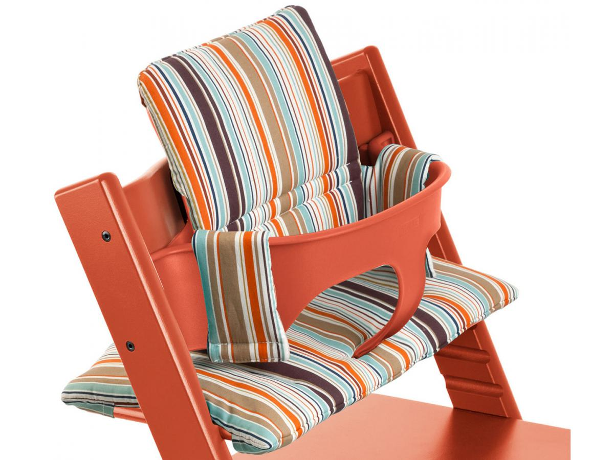 stokke chaise haute tripp trapp lava orange. Black Bedroom Furniture Sets. Home Design Ideas