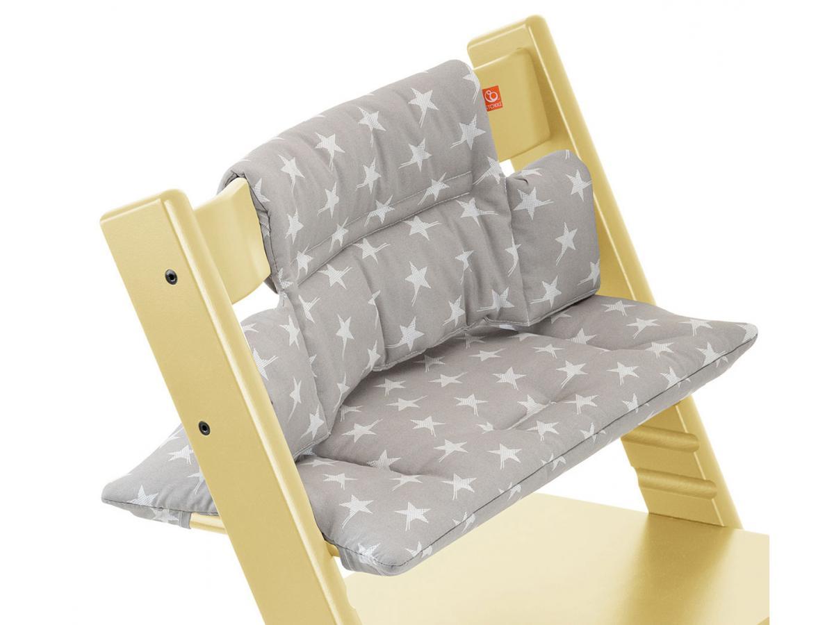 stokke chaise haute tripp trapp jaune epi de ble. Black Bedroom Furniture Sets. Home Design Ideas