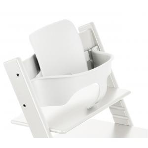 Stokke - 159305 - Accessoire Baby Set couleur Blanc pour chaise Tripp Trapp (332950)