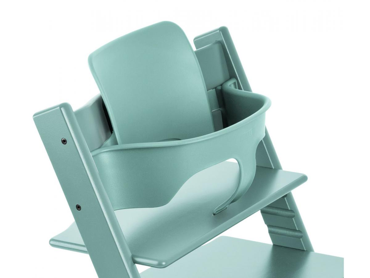 stokke accessoire baby set couleur bleu aqua pour chaise tripp trapp. Black Bedroom Furniture Sets. Home Design Ideas