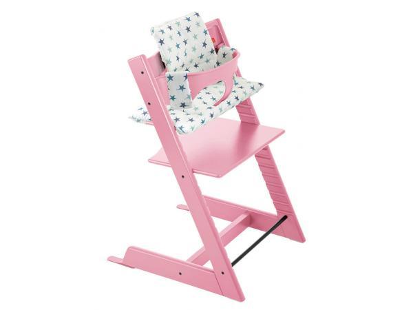 stokke coussin etoiles bleues enduit pour chaise tripp trapp. Black Bedroom Furniture Sets. Home Design Ideas