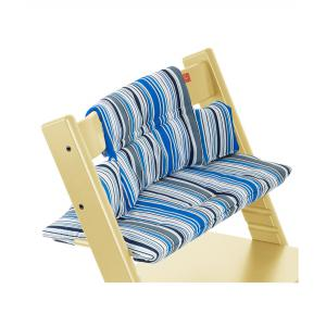 Stokke - 100330 - Coussin Rayures Marine pour chaise Tripp Trapp (332974)