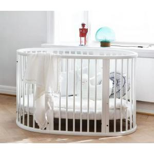 Stokke - 104201 - Lit Sleepi 120 cm (matelas inclus) Naturel (333062)
