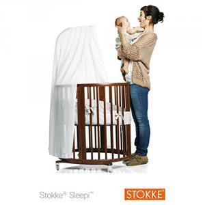 Stokke - 104701 - Flèche de lit pour Berceau et lit Sleepi Naturel (333082)