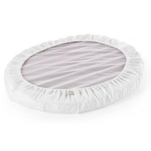 Stokke - 104901 - Drap housse pour berceau Sleepi Blanc (333096)