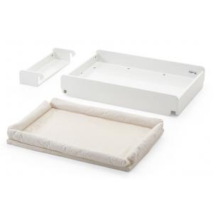Stokke - 407901 - Plan à langer pour commode Blanc (333144)