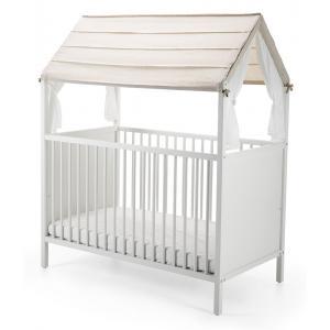 Stokke - 409002 - Habillage de toit pour lit Home Naturel (333150)