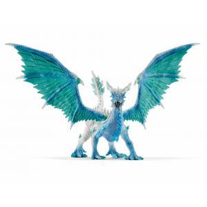 Schleich - 70541 - Dragon Féroce des Glaces (333300)