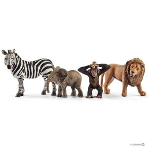 Schleich - 42387 - Kit de base Wild Life (333308)
