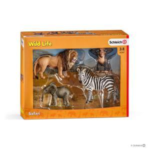 Schleich - 42387 - Kit de base Wild Life (333308)