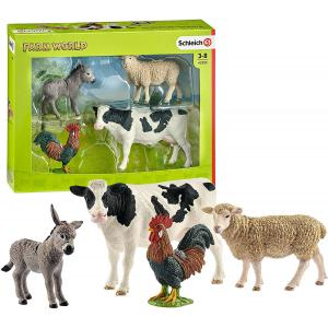 Schleich - 42385 - Kit de base Farm World - 8,2 cm x 24,5 cm x 19 cm (333310)