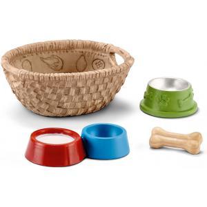 Schleich - 42293 - Nourriture pour chiens et chats (333358)
