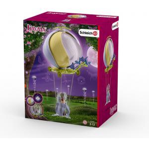 Schleich - 41443 - Ballon magique en forme de fleur (333384)