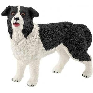Schleich - 16840 - Figurine Border collie 6,2 cm x 1,8 cm x 4,1 cm (333462)