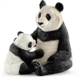 Schleich - 14773 - Figurine Panda géant, femelle 6 cm x 5,7 cm x 7,2 cm (333488)