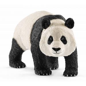 Schleich - 14772 - Figurine Panda géant, mâle - Dimension : 9,8 cm x 4 cm x 5 cm (333490)