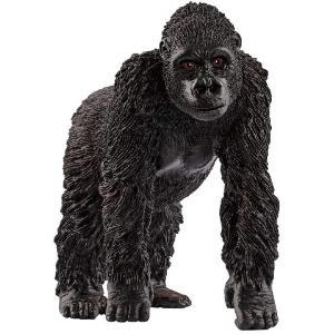Schleich - 14771 - Figurine Gorille, femelle - 7,7 cm x 3,9 cm x 6,7 cm (333492)