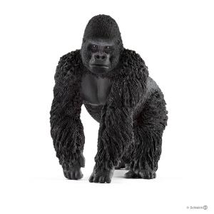 Schleich - 14770 - Figurine Gorille, mâle - 9 cm x 5,3 cm x 8,5 cm (333494)