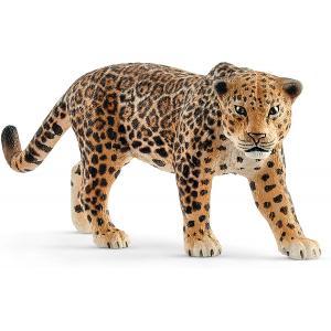 Schleich - 14769 - Figurine Jaguar - Dimension : 12 cm x 3,5 cm x 5,8 cm (333496)