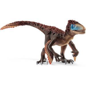 Schleich - 14582 - Figurine Utahraptor - Dimension : 20,3 cm x 7 cm x 9,3 cm (333520)