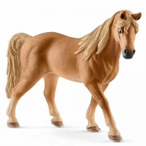 Schleich - 13833 - Figurine Jument Tennessee Walker - Dimension : 13,4 cm x 3,6 cm x 9,6 cm (333540)