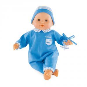 Corolle - FFP31 - Mon bébé classique bleu - taille 36 cm à partir de 3+ (333744)