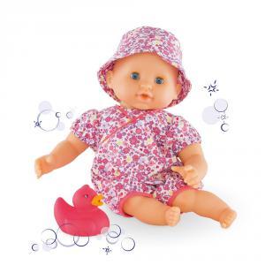 Corolle - FBM73 - Mon 1° bébé bain 1001 fleurs - taille 30 cm à partir de 18+ (333776)