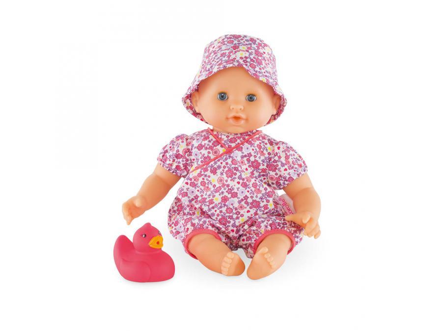 Corolle mon premier poupon corolle b b bain 1001 fleurs - Bureau bebe 18 mois ...