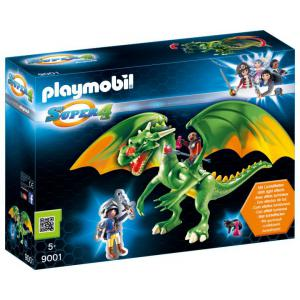 Playmobil - 9001 - Dragon Médiévalia avec Alex (333814)