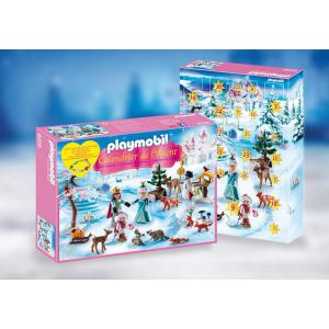 Playmobil - 9008 - Calendrier de l'Avent 'Famille royale en (333840)