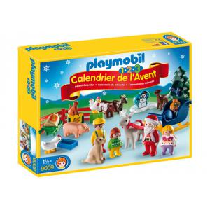 Playmobil - 9009 - Calendrier de l'Avent 1.2.3
