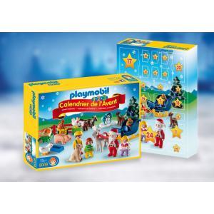 Playmobil - 9009 - Calendrier de l'Avent 1.2.3 'Noël à la f (333842)