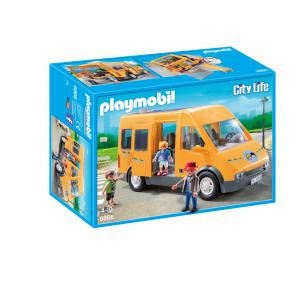 Playmobil - 6866 - Bus scolaire (333854)