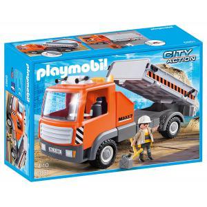 Playmobil - 6861 - Camion de chantier (333874)