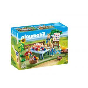 Playmobil - 6863 - Atelier créatif avec lapins (333876)