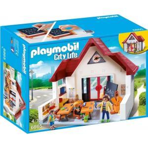 Playmobil - 6865 - Ecole avec salle de classe (333880)